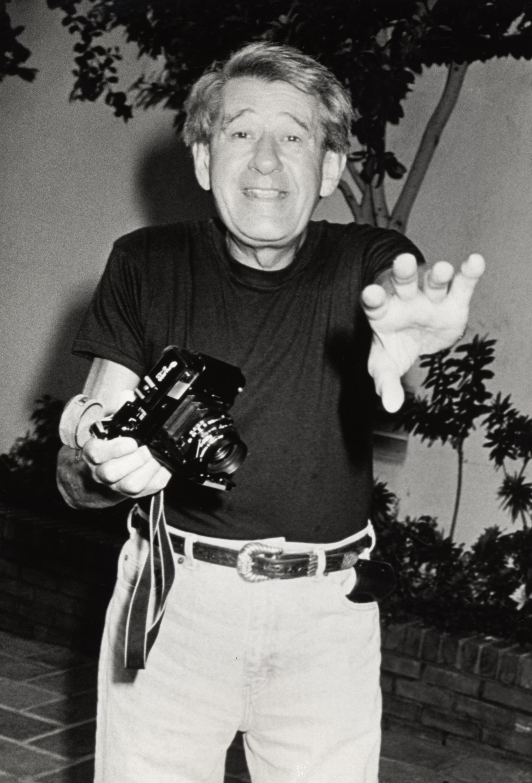 Helmut Newton (Photo by Ron Galella/WireImage)