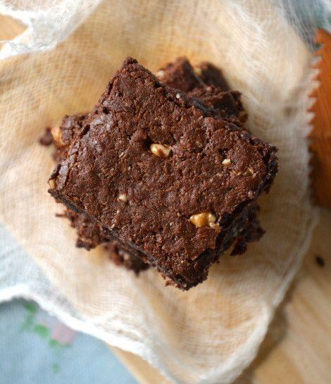 Les barres coco chocolat