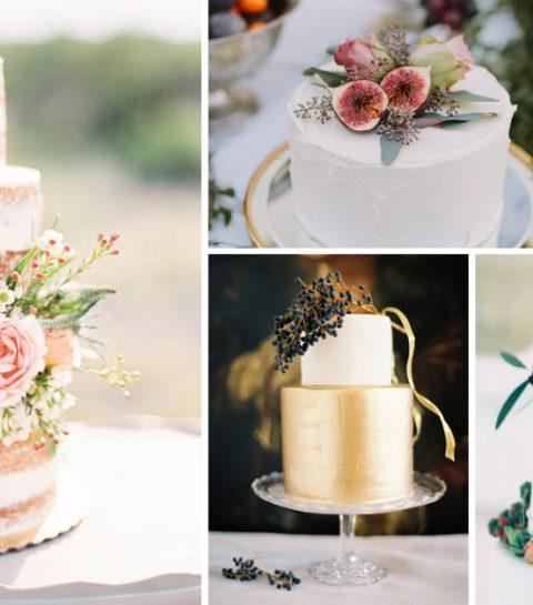 25 gâteaux de mariage à croquer des yeux