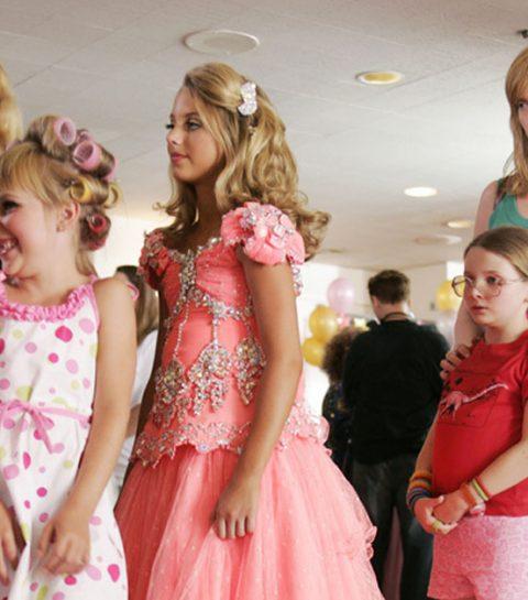 Pour ou contre un concours de mini-miss en Belgique?