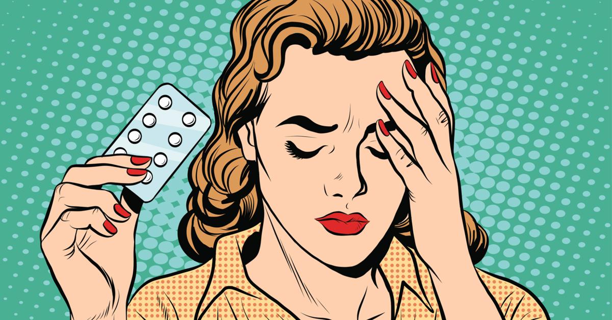 Les effets indésirables de la pilule, on en parle? - 1