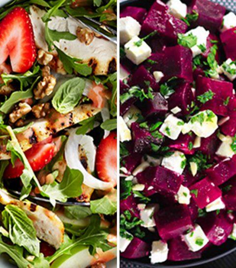 6 idées de salades à déguster au printemps