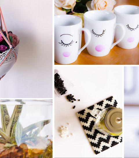 6 cadeaux DIY pour la fête des mères