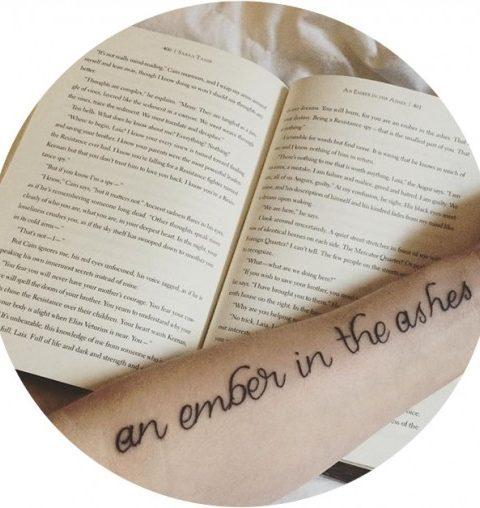 Les plus beaux tatouages inspirés de livres