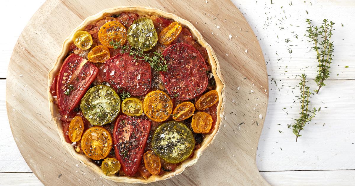 Recette une pizza gourmande pour tous facile et rapide for Plat convivial ete