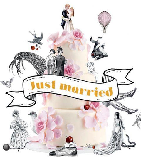 Just Married : l'expo sur les 50 nuances de blanc