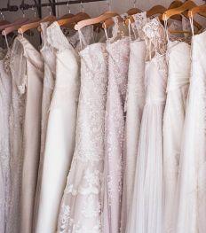 Mariage : où shopper une robe de mariée canon à Bruxelles ?
