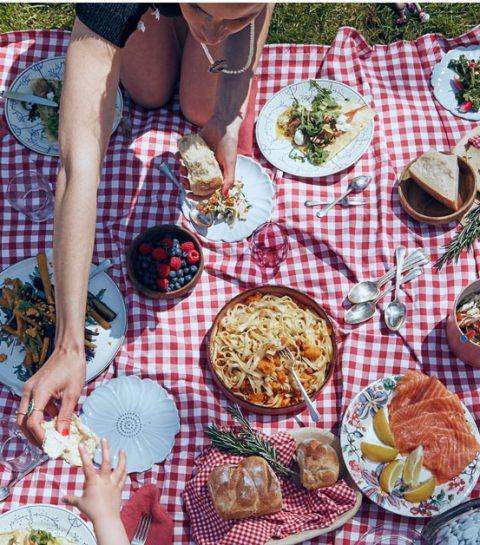 La cuisine healthy et sexy de Charlotte Collard
