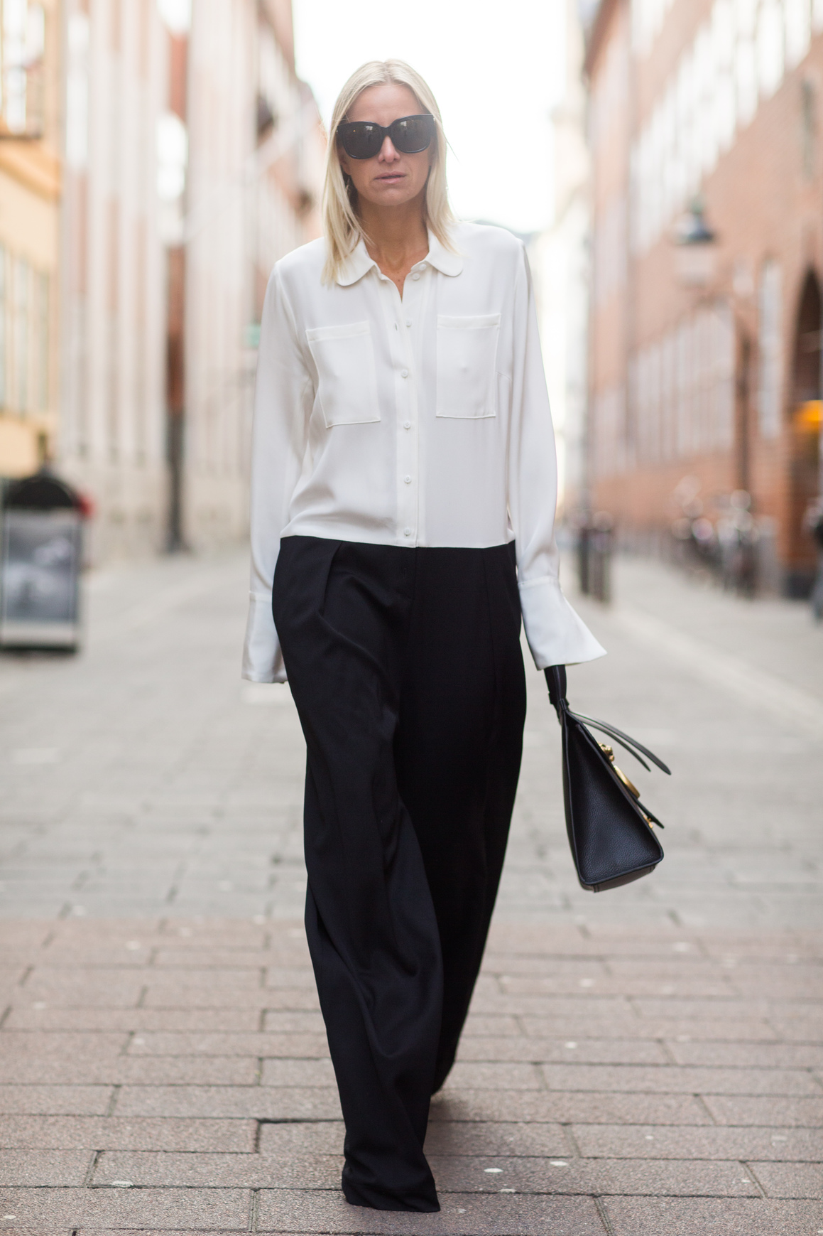 Photo: IMAXtree Street Style during Copenhagen Fashion Week AW 16 Celine Aagaard
