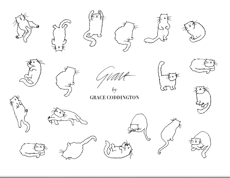 Grace Coddington Perfume Cats