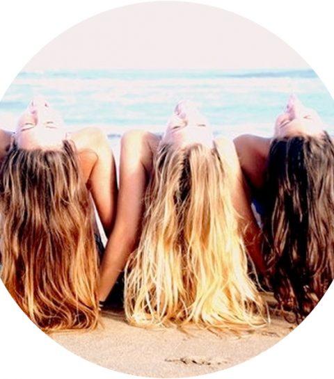 Sport, soleil, plage et chlore : comment préserver ses cheveux cet été ?