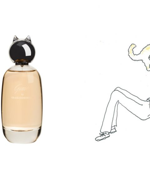 Le parfum Grace by Grace Coddington