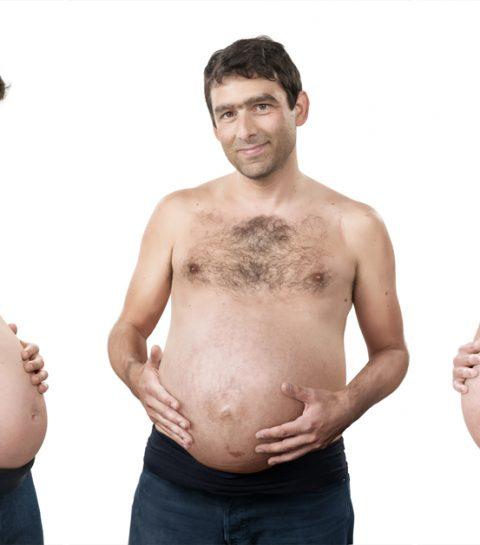 Trois hommes révèlent leur grossesse au monde