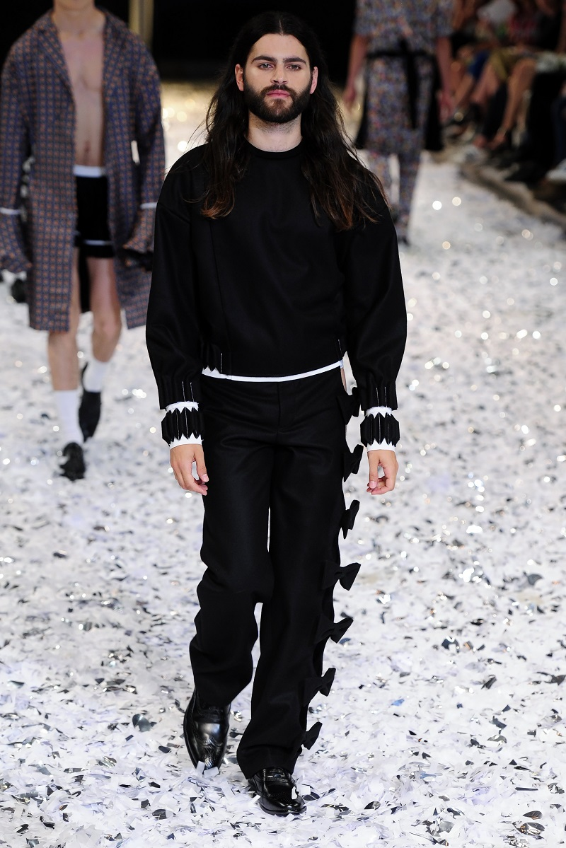 Grimaud Leclercq Photo Etienne Tordoir - Catwalk Pictures