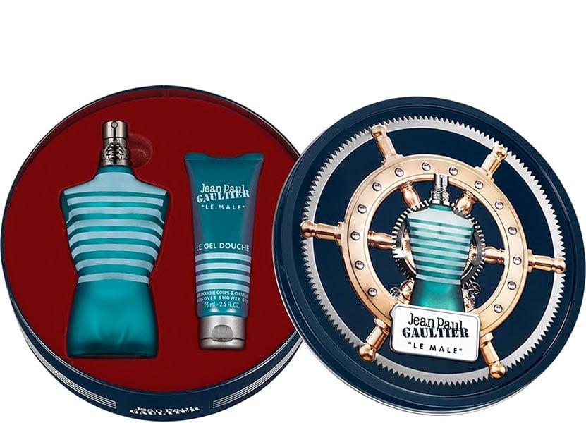 Coffret cadeau contenant un parfum Jean Paul Gaultier