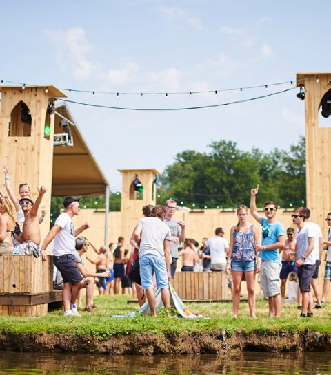 Paradise City: le plus green des festivals belges