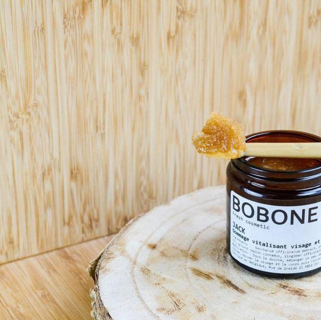 bobone marque cosmétiques belge