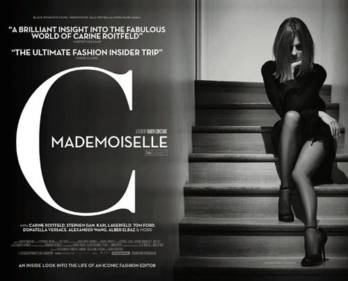 Carine_Roitfeld_Mademoiselle_C_Poster_documentary_fashion_film_fabien_constant_2013