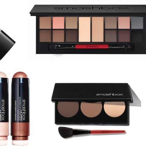 Make-up: Smashbox s'installe en Belgique