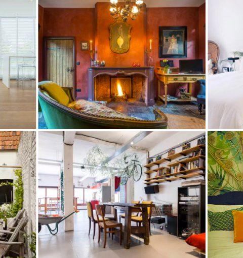 Airbnb: 5 logements de rêve en Belgique