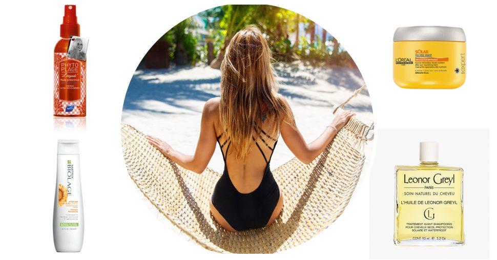 Comment soigner vos cheveux en vacances ?