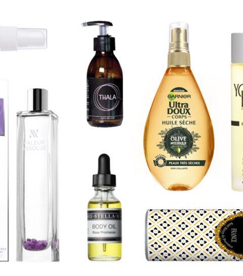 Shopping: 10 huiles pour le corps à tester absolument