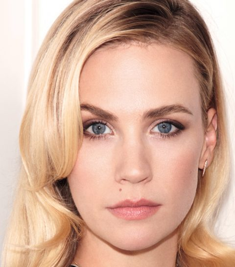 Les secrets de beauté de January Jones