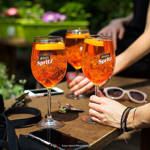 credit photo Instagram by Aperol Spritz
