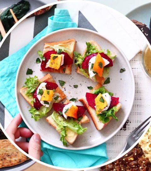 10 comptes Instagram qui donnent faim