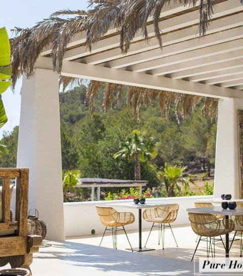 Notre coup de coeur de l'été: pure house ibiza, un petit coin de paradis!