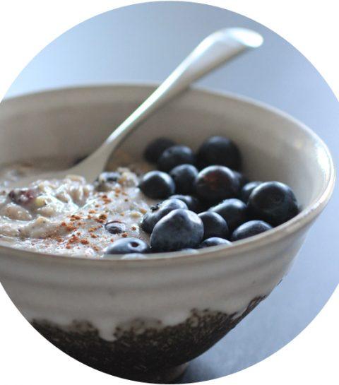 Notre recette du porridge parfait !