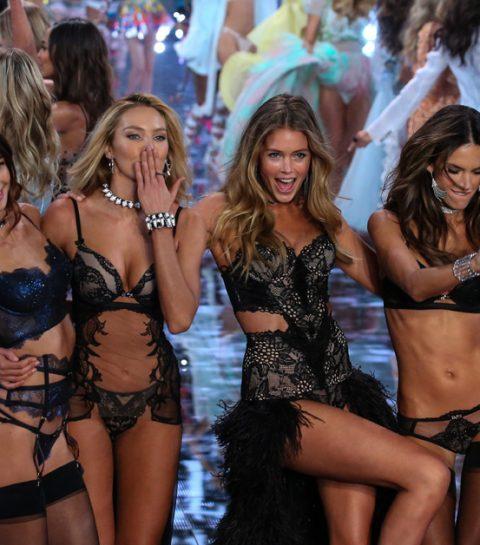 Un compte Instagram dévoile la routine sport des Anges de Victoria's Secret