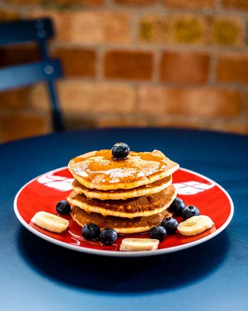 Les pancakes de chez Yeti