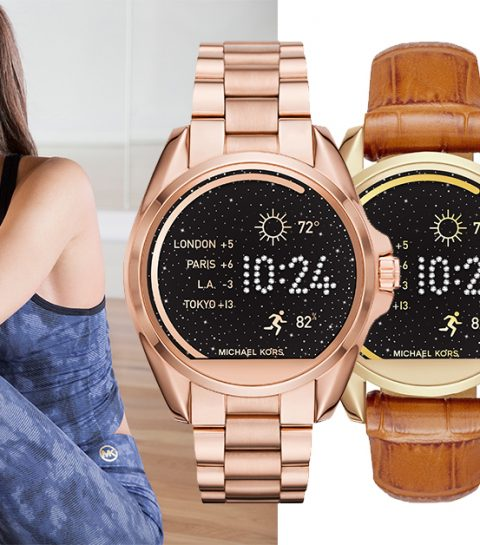 Michael Kors sort sa montre connectée