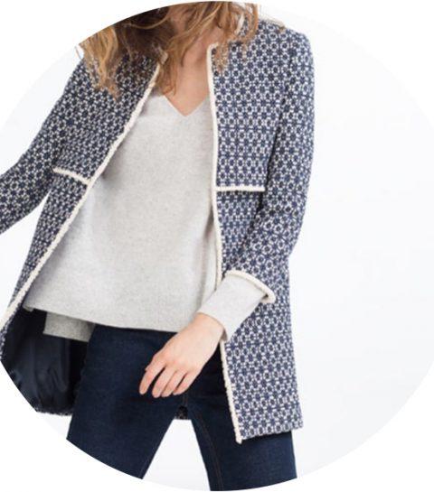 #thatcoat : Zara fait le buzz sur Instagram