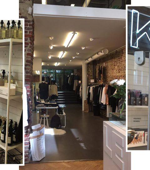 LE MAGASIN: la nouvelle boutique branchée de Bruxelles