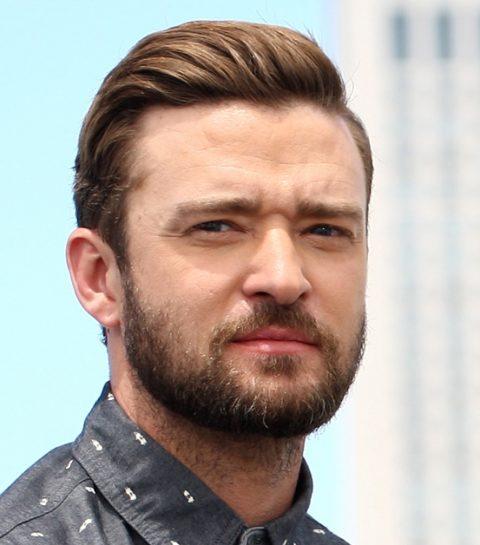 Justin Timberlake sexy sur le tournage de son prochain film