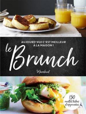Livre de recettes Le Brunch