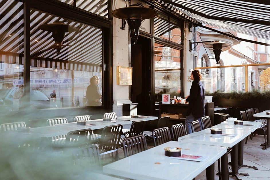 Le brunch comme à paris: The Savoy à Ixelles
