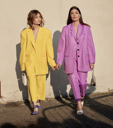 Streetstyle: les beaux looks de la Fashion Week de Milan