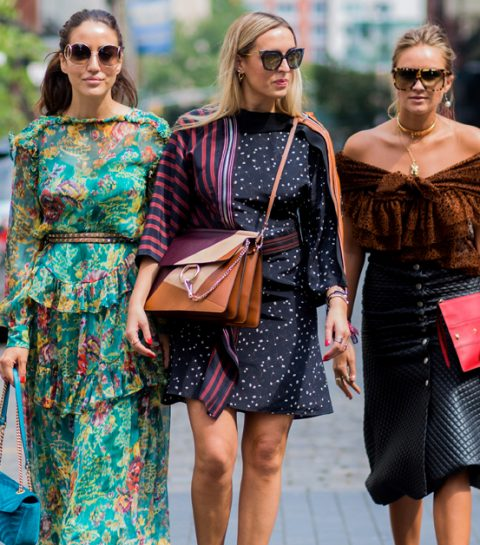 Streetstyle: les 50 plus beaux looks de la fashion week de New York