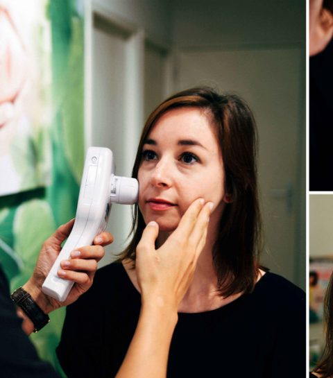 On a testé : le diagnostic peau d'Yves Rocher