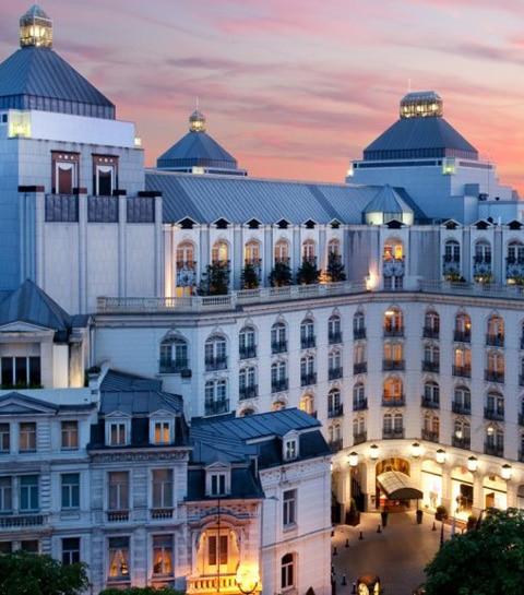 Où passer sa nuit de noce en Belgique ?