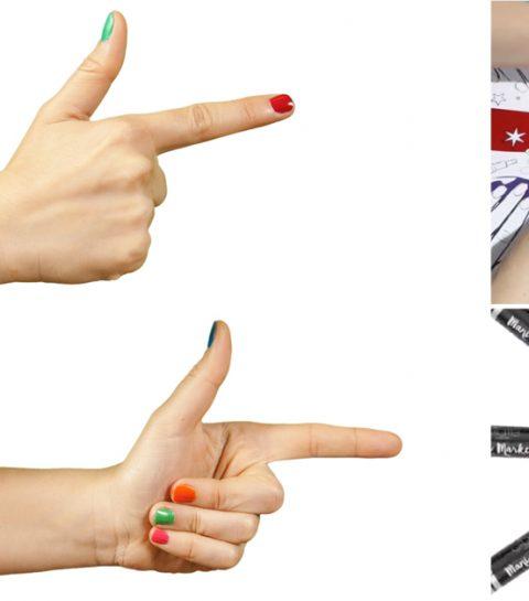 NOUVEAU: le vernis à ongles en stylo