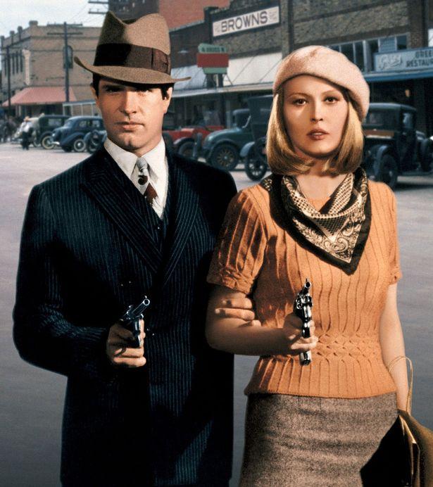 8 films romantiques basés sur une véritable histoire d'amour - Bonnie and Clyde