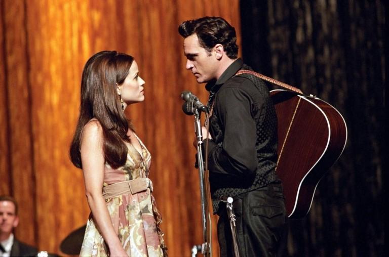 8 films romantiques basés sur une véritable histoire d'amour - Walk the Line