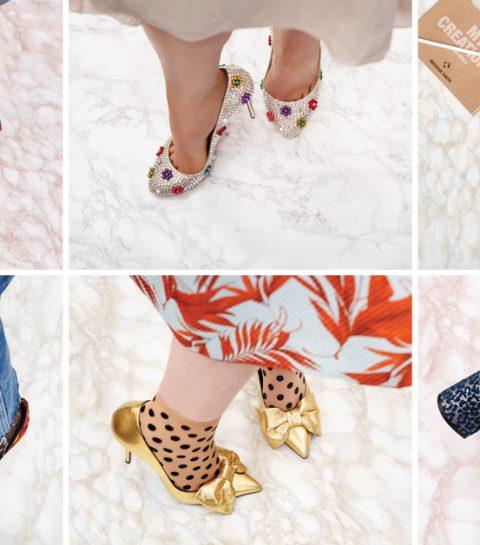 Les shoes préférées des filles du ELLE