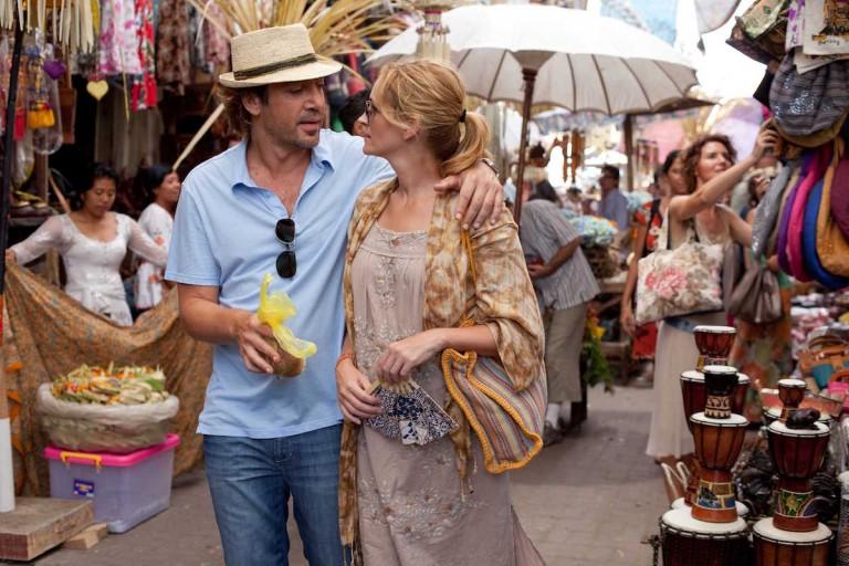 8 films romantiques basés sur une véritable histoire d'amour - Mange prie aime