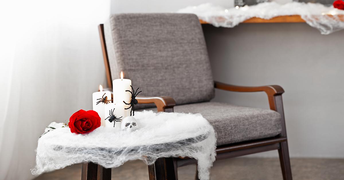 50 DIY Pour Décorer Sa Maison à Halloween   ELLE.be. U003e