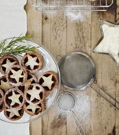 Les tartelettes aux fruits secs ou «minces pies»
